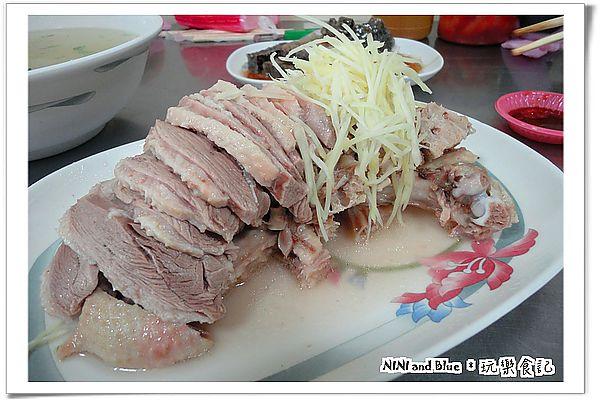 當地人宴請好友的首選~王田鵝肉