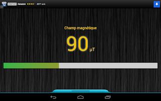 Screenshot of Metal Detector Smart