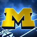 Michigan Wolverines Revolving logo