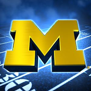 Michigan Wolverines Revolving 個人化 App LOGO-APP試玩