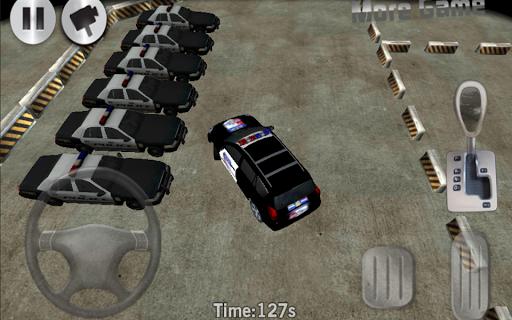 Police 3D Car Parking 1.2 screenshots 3