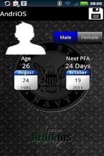 Navy PFA- screenshot thumbnail