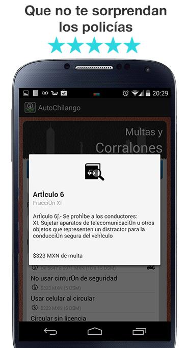 Auto Chilango - screenshot