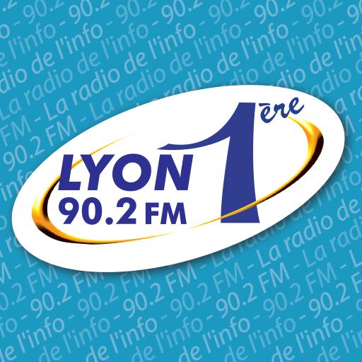 Lyon 1ère LOGO-APP點子