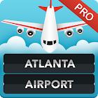 Atlanta Airport Info Pro icon