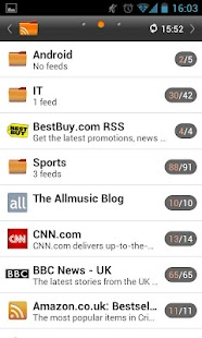 Smart Feed Reader - screenshot thumbnail