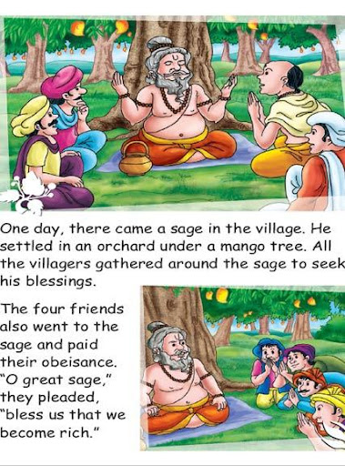 Famous Fables Across India 1
