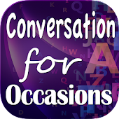 Conversation for all occasions