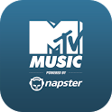 MTV Music powered by Napster icon