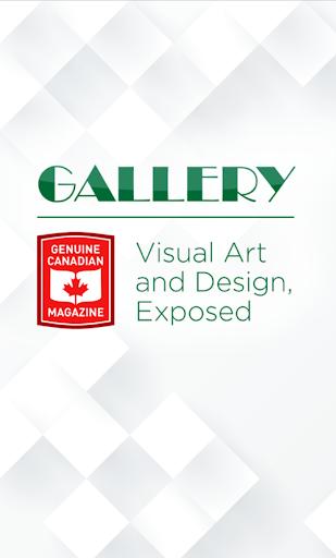 Magazines Canada - Gallery