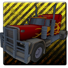 Truck Parking 3D Pro icon