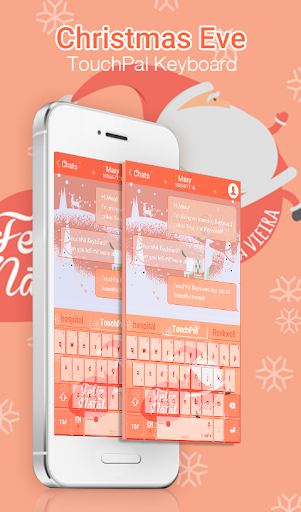 TouchPal Christmas Eve Theme » Download APK » 6 4 28 2019