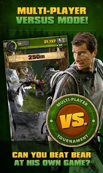 Survival Run with Bear Grylls v1.5 [Mod Money]
