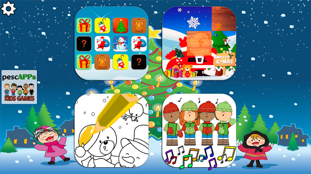 Christmas Games for Kids APK screenshot thumbnail 9