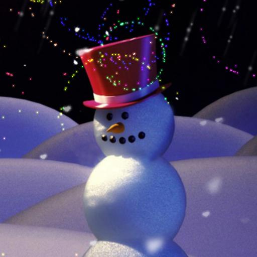 クリスマスの花火 個人化 App LOGO-硬是要APP