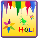 Happy Holi Live Wallpaper icon