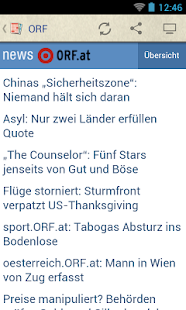 Österreich Zeitung - screenshot thumbnail