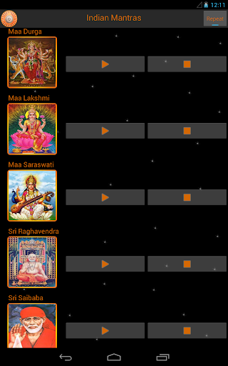 Mantras of Indian Gods 1.1 screenshots 8