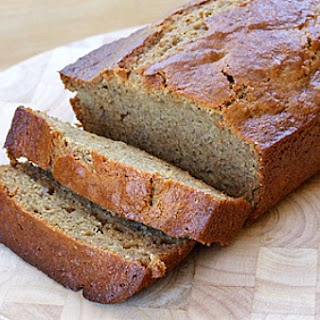 Heavenly Healthy Banana Bread.