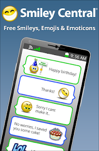 Smiley Central Emojis - screenshot thumbnail