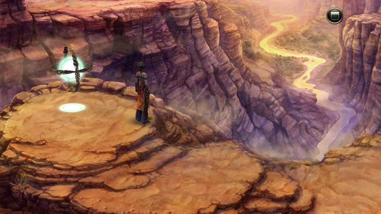 CHAOS RINGS II screenshot #4