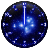 10 Galaxy Clocks