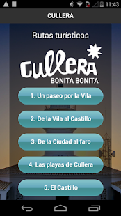 Audioguía Cullera- screenshot thumbnail