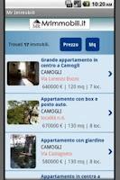 Screenshot of Mr Immobili