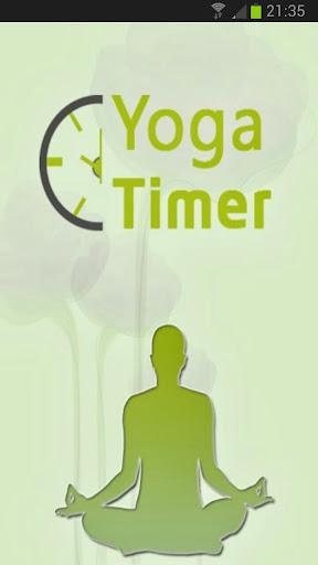 Yoga Pose Timer