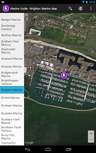 Marina Guide- screenshot thumbnail