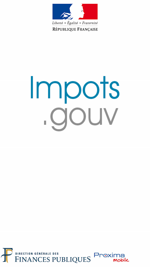 Impots.gouv - screenshot