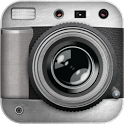 Black and White Camera icon