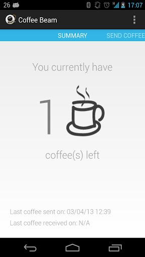 Coffee Beam