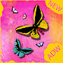 Butterfly Theme for ADW APK icon