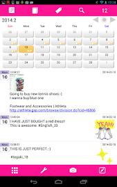 Moment Diary Screenshot 22