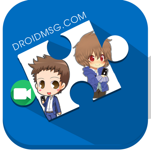 DroidMSG - Video Call Plugin 遊戲 App LOGO-硬是要APP