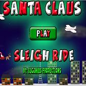 Santa Claus Sleigh Ride