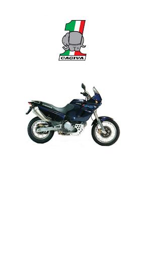Cagiva E900 Parts V2