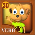 Verbos para niños-1-Spanish icon