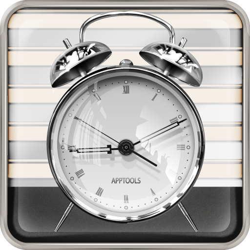 Classic Table Clock Free LOGO-APP點子