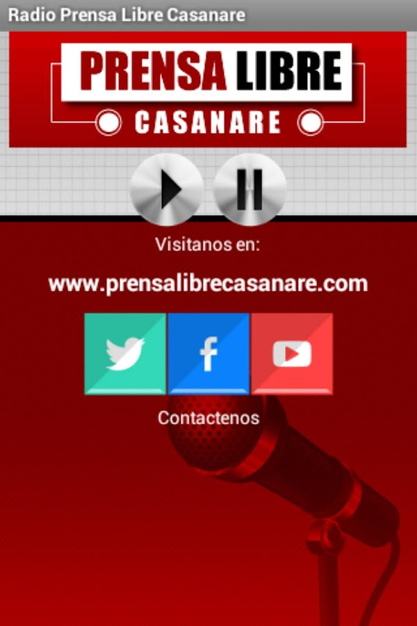 Radio Prensa Libre Casanare- screenshot