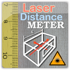 Laser Distance Meter cam tool icon