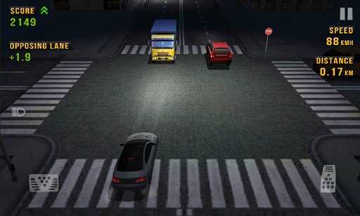 Traffic Racer  captures d'écran 6