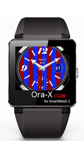 Ora-X 912 Red-Blue