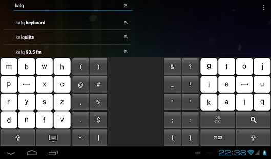 KALQ Keyboard (Official) Beta- screenshot thumbnail