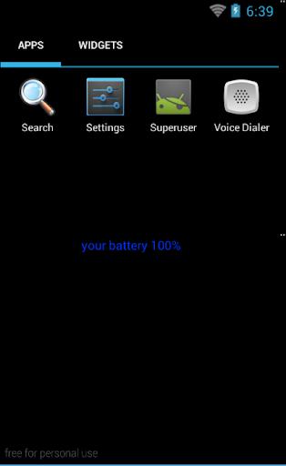 Effect Battery