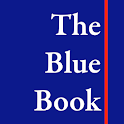 The Blue Book icon