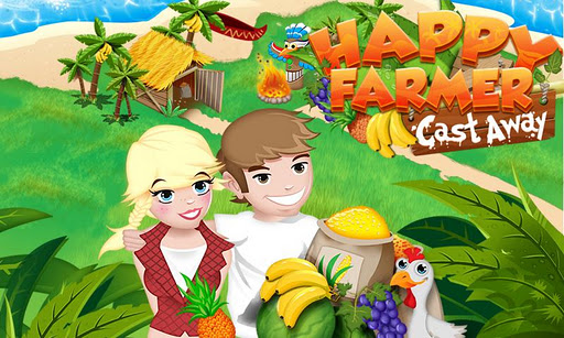Happy Farmer: Stranded (Farm)