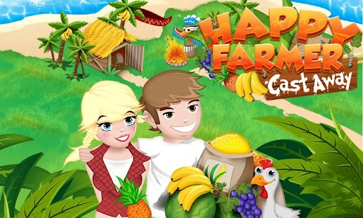 Happy Farmer: Stranded (Farm)- screenshot thumbnail