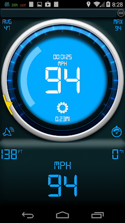 Gps Speedometer 1.3.2 screenshot 378897
